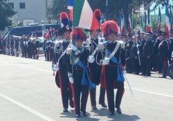 """205° Annuale  della Fondazione dell'Arma dei Carabinieri: la ricorrenza festeggiata nella Caserma """"Rebeggiani"""" Chieti."""