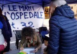 PIEDIMONTE MATESE / RAVISCANINA. Continua l'azione di protesta del Comitato Civico Art. 32 in difesa dell'ospedale: giovedì 6 giugno a Raviscanina incontro pubblico sul tema.