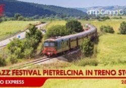 Pietrelcina. Per il Jazz Festival Sannio Express Experience: appuntamento domenica 28 luglio il percorso esperienziale che unisce tradizione e innovazione.