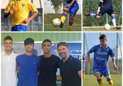 ALIFE / FROSINONE. Che soddisfazione per il calcio matesino!!! Francesco Avecone entra negli Under 17: traguardo meritato per il giovane portiere, figlio dell'ex sindaco Giuseppe.