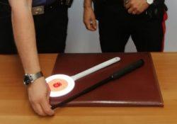 Venafro / Isernia. Pregiudicato denunciato all'Autorità Giudiziaria per possesso illegale di un bastone telescopico metallico atto ad offendere.