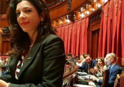 """Venafro / Roma. Con il codice rosso siamo dalla parte delle vittime. Testamento (M5S): """"Misure di contrasto ad ogni forma di violenza di genere""""."""
