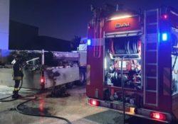 Macchia di Isernia / Venafro / Agnone. Auto incendiata, persone impossibilitate a muoversi e cadute in casa: intervengono i Vigili del Fuoco.