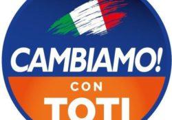 Caserta / Provincia. Gianpiero Zinzi esce allo scoperto: dopo Forza Italia ecco l'adesione al movimento legato al governatore Toti della Regione Liguria.