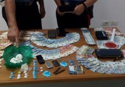 Agnone. Coppia di coniugi tratti in arresto per detenzione e spaccio di droga e detenzione abusiva di munizioni.