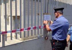 Carinaro. Carabinieri forestali sequestrano attività di autodemolizione abusiva per violazioni ambientali.