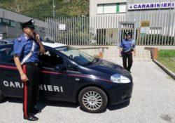 Venafro. I Carabinieri segnalano un ragazzo per possesso di hashish.