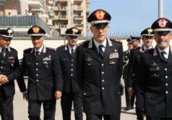 Caserta / Provincia. Soddisfazione per l'impegno profuso nei diversificati ambiti della criminalità comune ed organizzata: lo ha espresso il Comandante Generale dei carabinieri, Nistri.