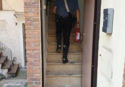 Venafro. Incendio in abitazione privata domato grazie all'intervento dei Carabinieri.