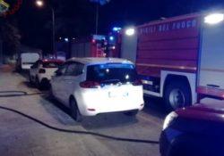 Isernia / Provincia. Incendio in un'abitazione nel centro storico: soccorsa un'anziana signora
