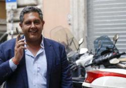 """Caserta / Provincia. """"Con Toti il futuro corre veloce"""": il consigliere regionale Gianpiero Zinzi aderisce  al progetto del presidente della Regione Liguria."""
