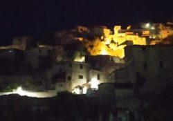 """PRATA SANNITA. Ecco la nuova cittadina """"illuminata"""": """"ancora maggiore fascino e risalto al meraviglioso Borgo di Basso Prata""""."""