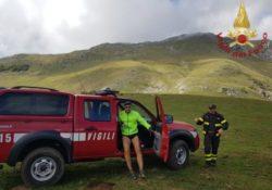 Rocchetta al Volturno. Escursionista si ferisce e non riesce a tornare a casa: salvato dai vigili del fuoco.