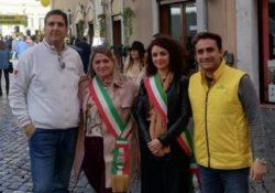 PIEDIMONTE MATESE / CAPRIATI AL VOLTURNO / ROMA. Manifestazione Coldiretti, il Matese presente: emergenza cinghiali raccontata dai palchi.