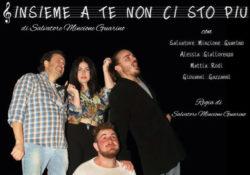 """Isernia / Provincia. Compagnia Cast, al via la rassegna con """"Insieme a te non ci sto più"""": inedito del regista Mincione."""