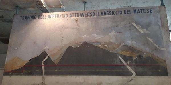 """Il raddoppio della """"Telesina"""" costa molto di più rispetto alla più necessaria galleria del Matese."""