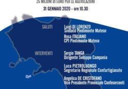 PIEDIMONTE MATESE. Artigiani, commercianti ed ambulanti, le misure previste dalla Regione Campania: il convegno al Centro per l'Impiego.