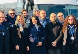 PIEDIMONTE MATESE. Consegnati 10 nuovi autobus regionali: stamane la cerimonia con l'assessore regionale Palmeri.