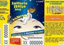 TEANO / S. MARIA C.V. Lotteria Italia: 3 biglietti da 20mila euro venduti in Provincia di Caserta.