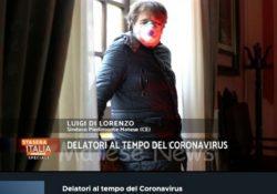 """PIEDIMONTE MATESE. E' caccia all'untore: """"il cittadino non si fida delle istituzioni"""", annuisce il sindaco Di Lorenzo. IL VIDEO."""