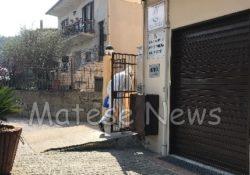 PIEDIMONTE MATESE. Sanificazione agli uffici pubblici: stamane è toccato alla sede dell'INPS in Via Sannitica, frazione Sepicciano.