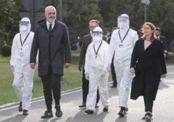 """ALIFE. 30 medici albanesi in Italia: """"Non lasciamo l'amico in difficoltà"""", per il Premier Rama. Il commento di Zeppetelli. IL VIDEO."""