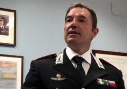 Caserta / Provincia. Dopo aver risolto diversi cold case della camorra casalese, il Ten. Col. Mirante lascia il comando del Reparto Operativo Provinciale per altro incarico.