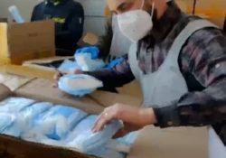 CALVI RISORTA / PARETE. Emergenza Coronavirus: Carabinieri NAS sequestrano migliaia di mascherine e gel irregolari, oscurato un altro sito internet estero, diffidati due sindaci per i test a domicilio.