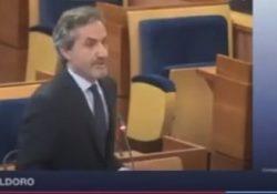 """Caserta / Provincia. """"Il Presidente pro tempore non può gestire queste risorse come se fossero della famiglia De Luca"""": tuona il leader del centro destra, Caldoro. IL VIDEO."""