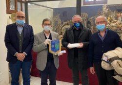 PIEDIMONTE MATESE. Il Rotary Club Alto Casertano Piedimonte Matese dona mascherine alle Caritas.