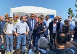 """Caserta / Provincia. """"Chi non vuole cambiare le cose a Caserta, Napoli e in Campania è la camorra, è l'unica che ci guadagna dai rifiuti in strada o dal lavoro illegale"""". VIDEO."""
