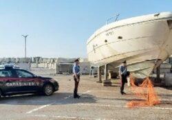 Caserta / Genova. Traffico di rifiuti di lusso, 8 arresti e sequestri per oltre 3,5 milioni di euro: coinvolti vertici di uno dei più importanti porti turistici d'Italia.