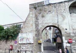 TEANO. Sequestrato un tratto della cinta muraria risalente al IV sec a.C.: operazione dei carabinieri su ordine della Procura.
