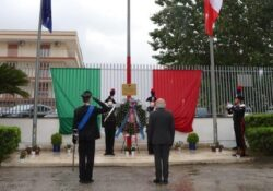 Caserta / Provincia. 206° Annuale della Fondazione dell'Ara dei Carabinieri: un anno denso di ricorrenze.