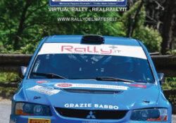PIEDIMONTE MATESE. Edizione 2020 del Rally del Matese nel format della gara virtuale.