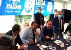 """Caserta / Provincia. Salvini, Zinzi: """"Campania piena di ecoballe, ma De Luca pensa ad insultare""""."""