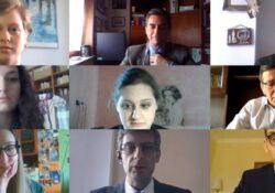 Caserta / Provincia. Villaggio dei Ragazzi di Maddaloni: seduta di laurea in videoconferenza alla Scuola Superiore per Mediatori Linguistici.