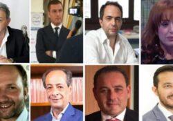 Caserta / Provincia / Regionali 2020. Ecco gli 8 da Terra di Lavoro che entrano in Consiglio: 4 dalla maggioranza e 4 dalle minoranze.