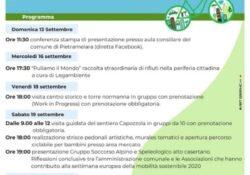 PIETRAMELARA. La cittadina tra quelle protagoniste della Settimana europea della Mobilità sostenibile 2020.