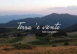 """MATESE / Esce oggi """"Terra 'e viento"""", meravigliosa creatura di Sally Cangiano."""