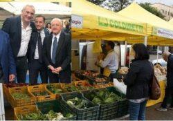 PIEDIMONTE MATESE / CASERTA. Caputo nominato assessore all'agricoltura, le congratulazioni di Loffreda e Masiello della Coldiretti.