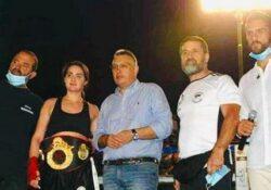 Caserta / Provincia. Vincenza Improta vince il titolo nazionale X.F.C.