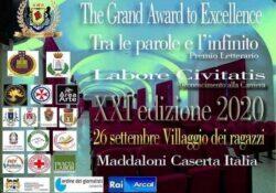 Caserta / Provincia. Premio Internazionale di Poesia al Villaggio dei Ragazzi.