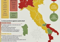 """Campania pronta a diventare """"zona rossa"""", a breve cabina di regia per analizzate gli ultimi dati."""