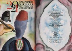 I Carabinieri presentano il Calendario Storico e l'Agenda Storica 2021. Dante, Pinocchio e l'Arma dei Carabinieri: una sintesi dell'Italia.