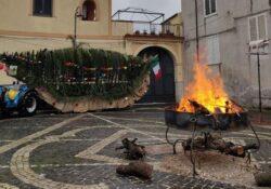 Caserta / Provincia. Pandemia non ferma la Festa di Sant'Antuono a Macerata Campania: dal 14 al 17 gennaio svolto con successo l'atteso evento.