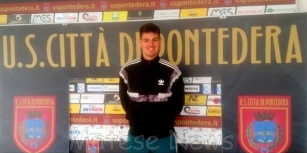 Francesco Avecone passa al professionismo: sarà portiere del Pontedera Calcio in serie C
