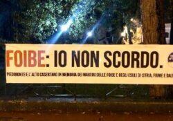 PIEDIMONTE MATESE. Il ricordo dei martiri delle foibe: le iniziative promosse da Fratelli d'Italia.