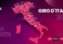 Bocca della Selva / Cusano Mutri. Giro d'Italia 2021 sui monti del Matese: Gran Premio della Montagna a Bocca della Selva.