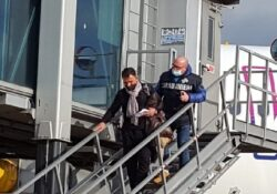 Caserta / Provincia. Albanese 48enne indiziato di concorso nello spaccio di stupefacenti:  arrestato presso l'aeroporto…